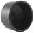 Charlotte Pipe  3 in. ABS  Cap