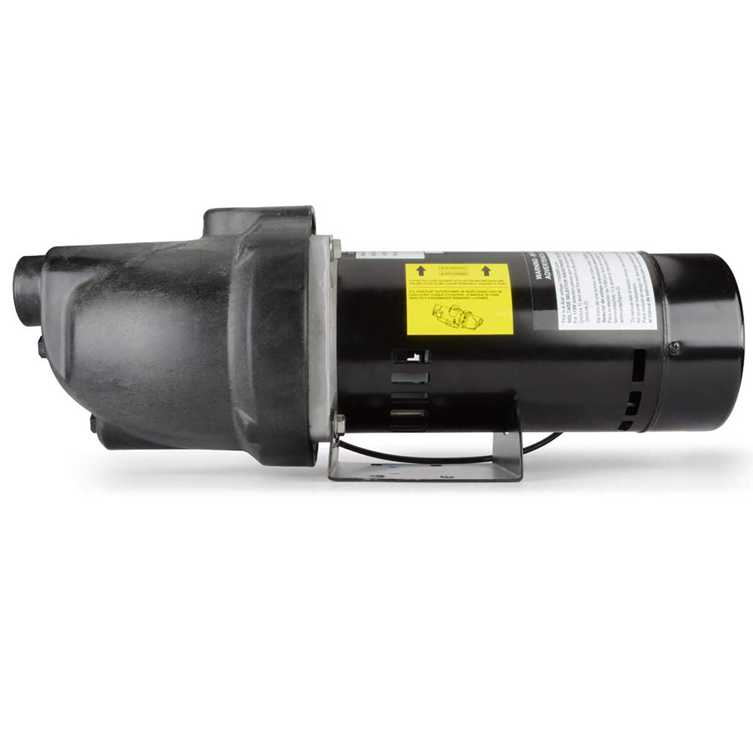 Ecoflo  1 hp 1038 gph Thermoplastic  Shallow Well Jet Pump