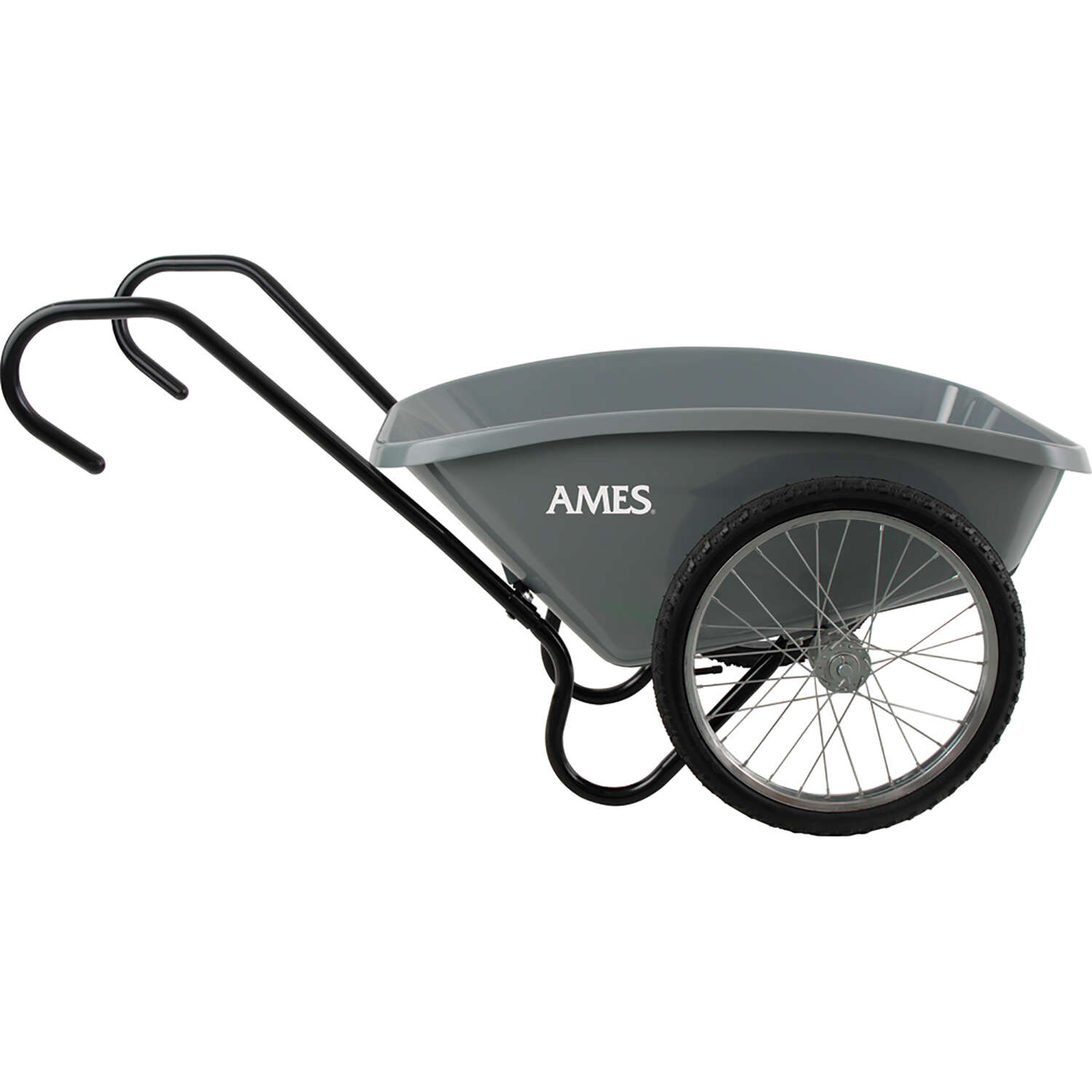 Ames  Poly  Garden Cart  5 cu. ft.