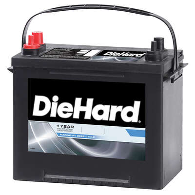 DieHard  Marine Deep Cycle  12 volt Marine Battery