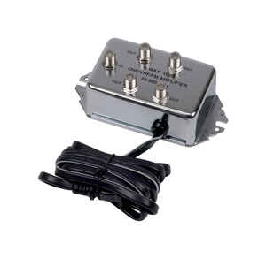 RCA  Indoor  TV  2 Port Distribution Amplifier  1 pk
