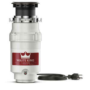 Waste King  1/3 hp Garbage Disposal