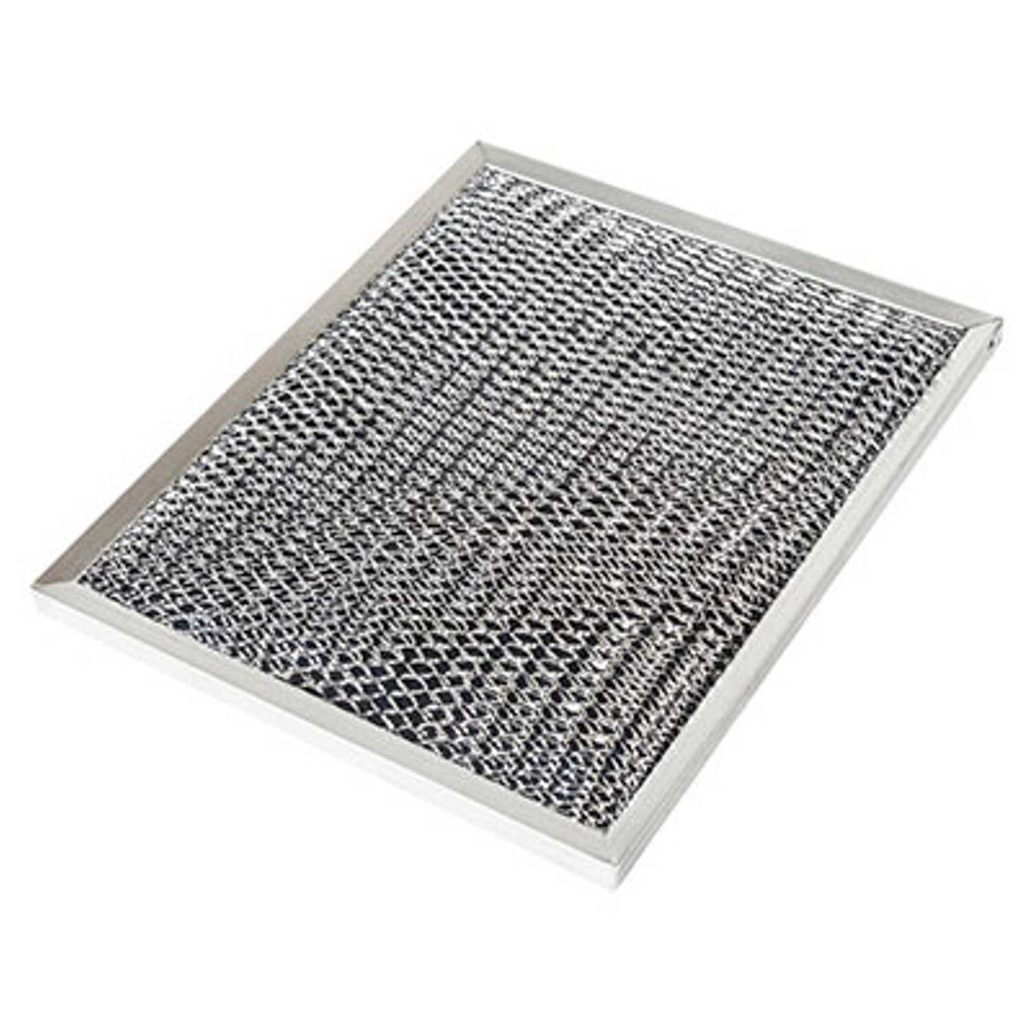Broan  8-3/4 in. W White  Range Hood Filter