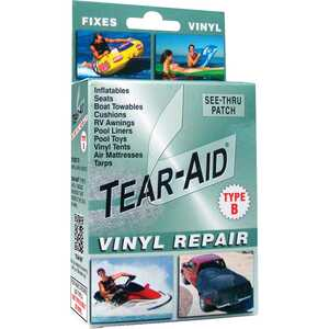 Tear-Aid  Patch Type B  Vinyl Repair Patch Kit