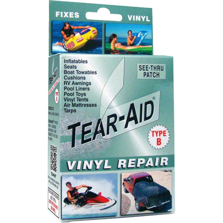Tear Aid Patch Type B Vinyl Repair Patch Kit Ace Hardware