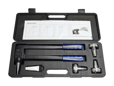 Apollo  PEX A Expansion Pex  1  Expansion PEX Tool Kit  Black  1 pc.