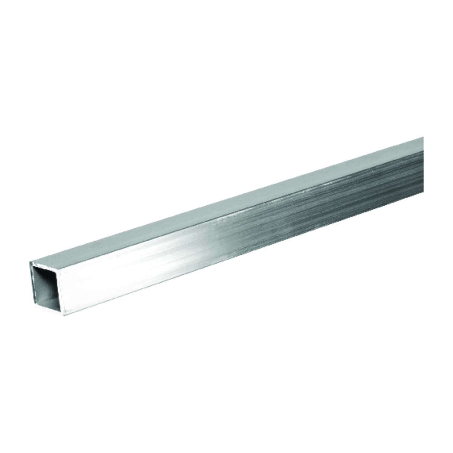 Boltmaster  3/4 in. Dia. x 6 ft. L Square  Aluminum Tube