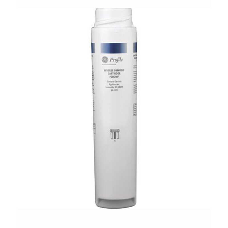 GE Appliances  Profile Reverse Osmosis Membrane  Replacement Water Filter  For Refrigerator