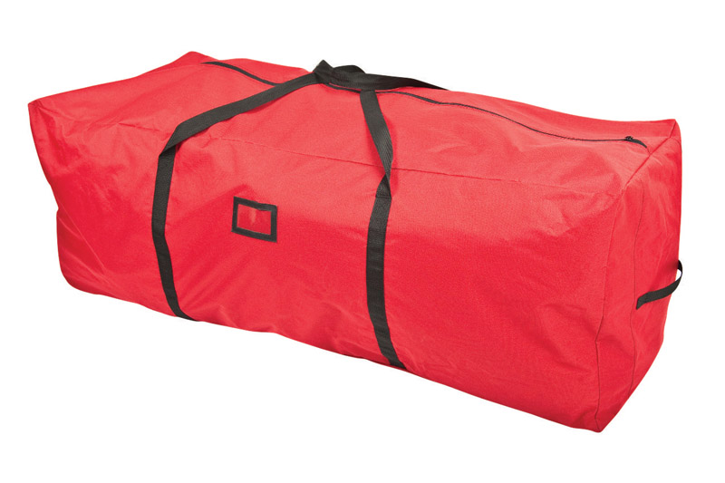 Pack your tree & move it quickly into storage with our basic Tree Bag! The Basic Tree Bag will get the job done at a competitive price point.The Basic tree bag is made from lighter weight materials and will accommodate up to a 9 ft. medium width (60 diameter) Christmas tree. If you need an economical tree storage bag this is the bag for you.