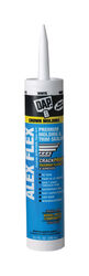 DAP  Alex Flex  White  Acrylic Latex  Interior Molding and Trim  Adhesive Caulk  10.1 oz.