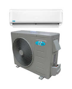 Perfect Aire  12,000 BTU 10 in. 25 in. 300 sq. ft. Ductless Mini-Split Air Conditioner