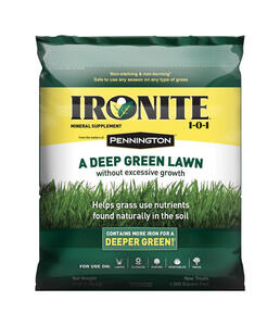 Pennington  Ironite  1-0-1  Mineral Supplement  For All Grass Types 3 lb.