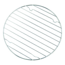 Harold Import 9-1/4 in. W x 9-1/4 in. L Cooling Rack Silver