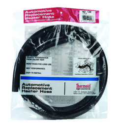 Thermoid 1/2 in. Dia. x 6 ft. L EPDM Automotive Hose