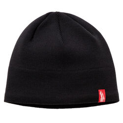 Milwaukee  Fleece Lined  Beanie  Black  One Size Fits Most