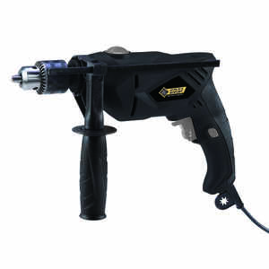 Steel Grip  1/2 in. Keyed  Corded Hammer Drill  6 amps 2800 rpm