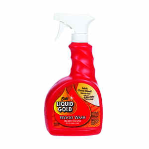 Scotts  Liquid Gold  Fresh Scent Wood Wash  24 oz. Liquid