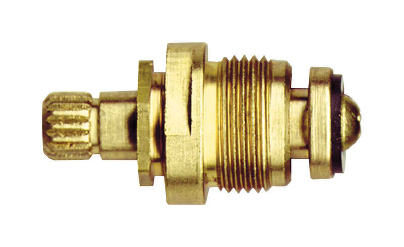 BrassCraft  Hot  Faucet Stem  For Central Brass faucets