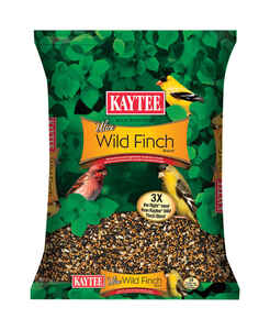 Kaytee  Ultra  Wild Finch  Wild Bird Food  Nyjer  5 lb.
