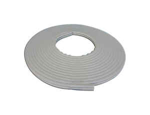 Trim-A-Slab  Flexible PVC  Concrete Expansion Joint Replacement/Repair  1/2 in. W x 50 ft. L