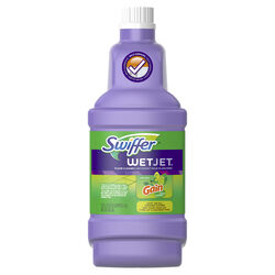 Swiffer  WetJet  Floor Cleaner Refill  Liquid  42.2 oz.
