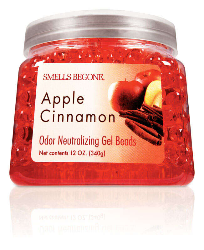 Smells Begone  Apple Cinnamon Scent Odor Absorber  12 oz. Gel