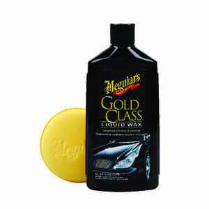 Meguiar's  Gold Class  Liquid  Automobile Wax  16 oz. For Clear Gloss Finish