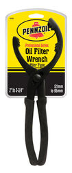 PENNZOIL  Adjustable Jaw  Oil Filter Wrench  3-3/4 in.