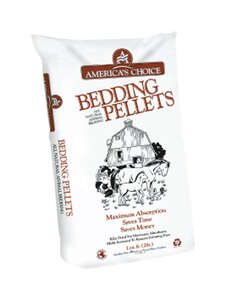 America's Choice  Equine Pellets  Wood  Animal Bedding  1 cu. ft.