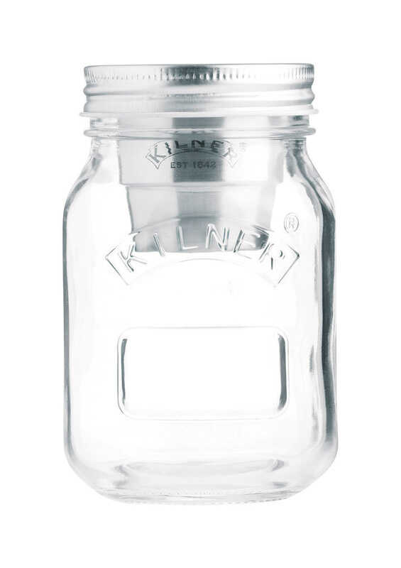 Kilner  17 oz. Snack On The Go  1 pk