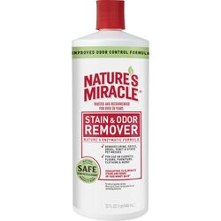Nature's Miracle No Scent Stain and Odor Remover Liquid