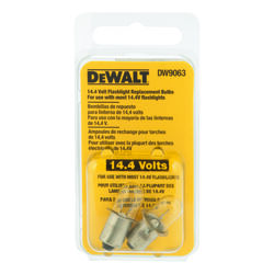 DeWalt Xenon Flashlight Bulb Pin/Plug-In Base