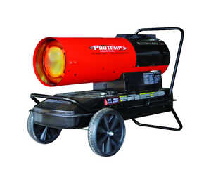 Protemp  SilentDrive  Kerosene  Forced Air  Heater  5500 sq. ft.