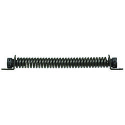 Prime-Line  1.38 in. Dia. x 8 in. L Black  Steel  Gate Spring