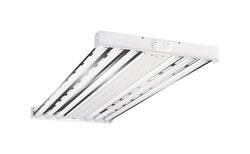 Metalux  HBL  48 in. L 6 lights Fluorescent High Bay Fixture  T5  54 watts