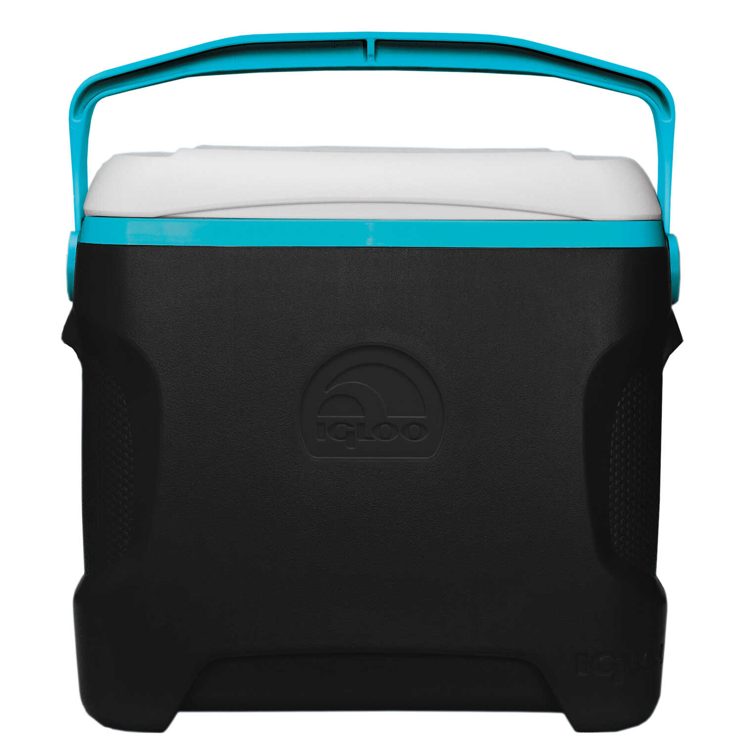 Igloo  Contour  Cooler  30 qt. Multicolored