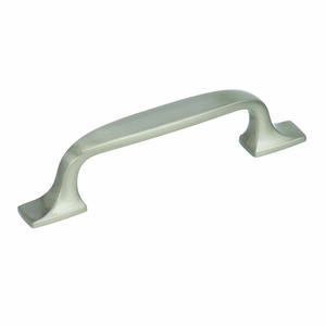 Amerock  Highland Ridge Collection  Pull  Satin Nickel  1 pk