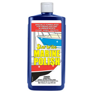 Star Brite  16 oz  Marine Polish