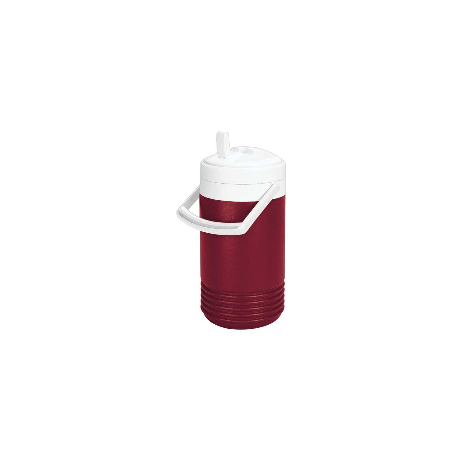 Igloo  Legend  Water Cooler  1 gal. Red
