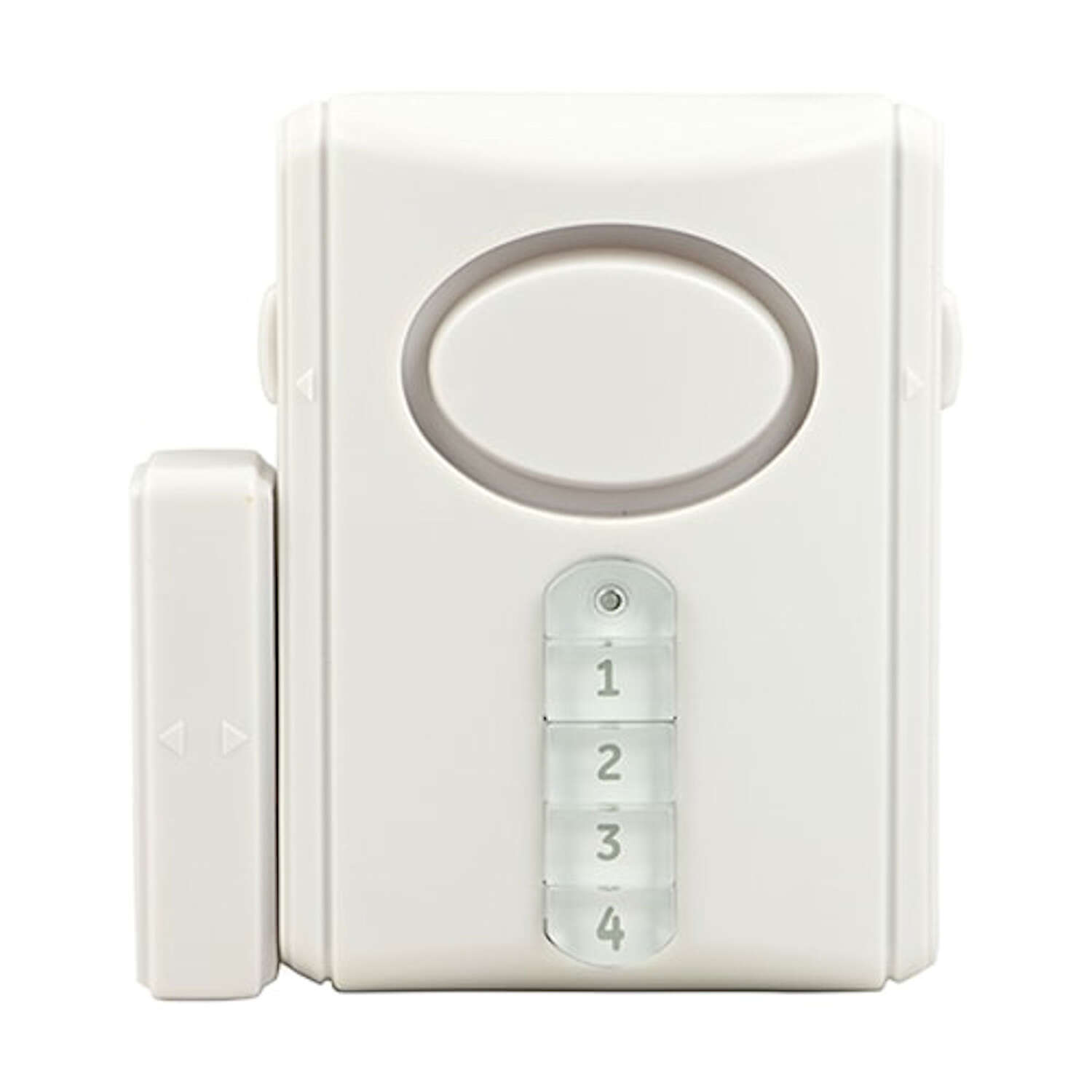 GE Keypad Controlled Door Alarm Battery 120 dB 1.5 cm Carded