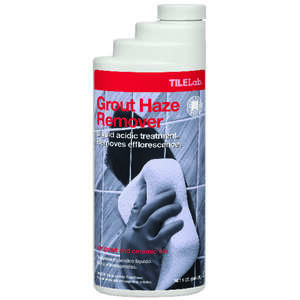 Custom Building Products  TileLab  No Scent Grout Haze Remover  32 oz. Bottle