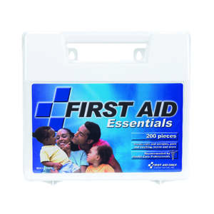 First Aid Only  Grab'n Go Emergency Kit  200 pc.