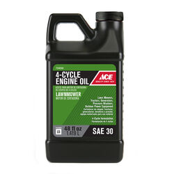 Ace  30  4 Cycle  Motor Oil  48 oz.