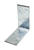 Simpson Strong-Tie  3 in. W x 1.5 in. L Galvanized Steel  Angle
