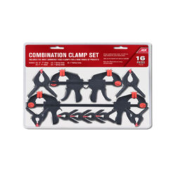 Ace  Combination Clamp Set  16 pc.