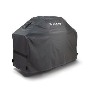 Broil King  Black  Grill Cover  For Baron 400 Series 58 in. W x 46 in. H