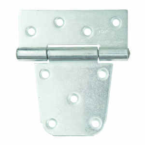 Ace  4.63 in. L Zinc-Plated  1 pk Zinc  Gate Hinge