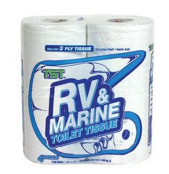 Camco  RV and Marine Toilet Tissue  4 pk