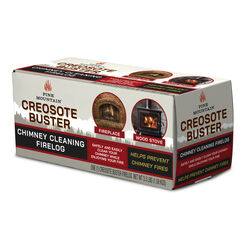 Pine Mountain  Creosote Sweeping Fire Log  1 pk