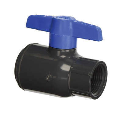 Spears  2 in. FPT   x 2 in. Dia. FPT  PVC  Utility Ball Valve